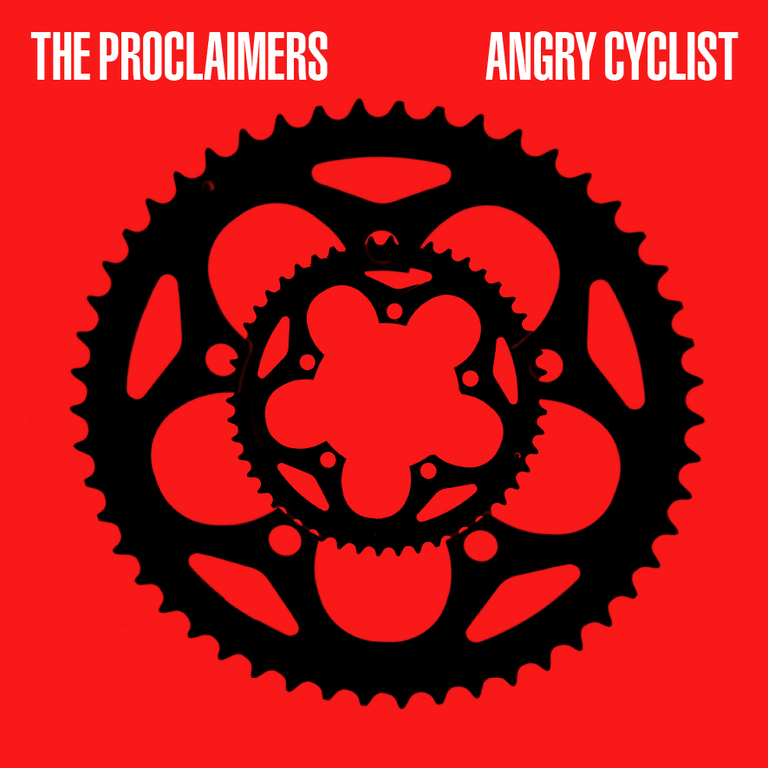 Album Review The Proclaimers Angry Cyclist Releases Releases