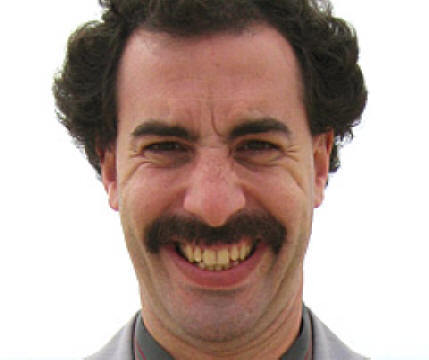 Profile pic for user Borat