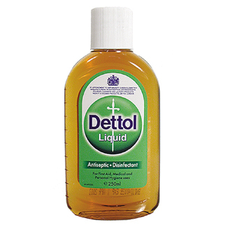 Profile pic for user Dettol