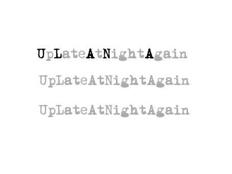 Profile pic for user UpLateAtNightAgain