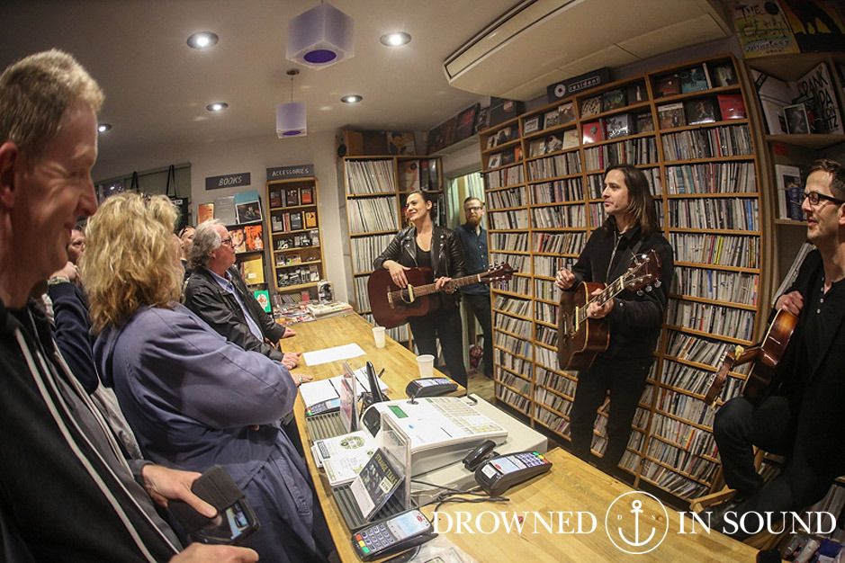 In Photos Nadine Shah Resident Records Brighton In